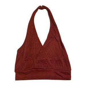 Urban Outfitters Tops - Urban Outfitters Silence + Noise halter crop top s
